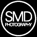 SMD - logo - large white